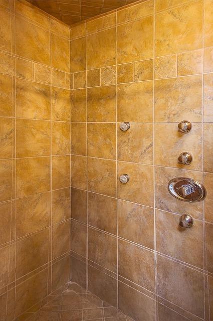 Kostenloses foto dusche fliese bad badezimmer - Azulejos con dibujos ...