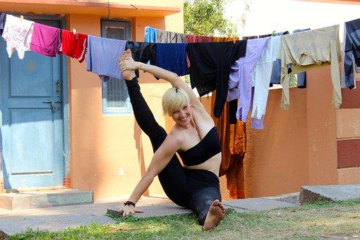 Yoga, Ashtanga, Fitness, Sport, Asana