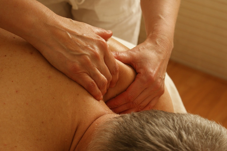 Massage, Shoulder, Relaxation Massage, Relaxation, Pain