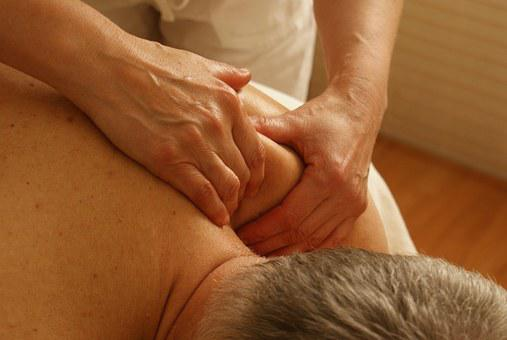 Massage, Shoulder, Relaxation Massage