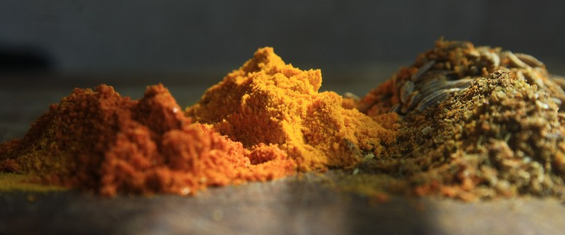 Flavors, India, Powder, Spices, Exotic