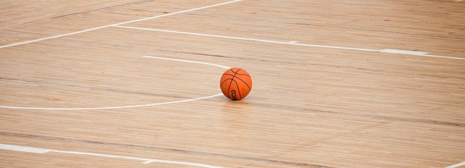 Basketball, Court, Ball, Game, Sport