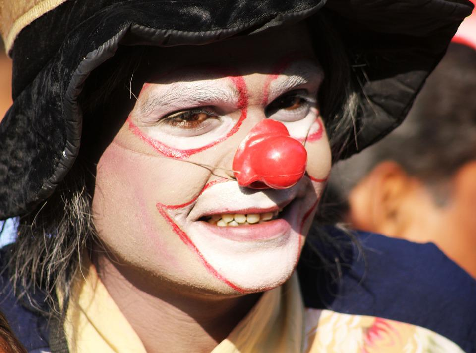Connu Photo gratuite: Clown, Maquillage, Cirque - Image gratuite sur  XU74