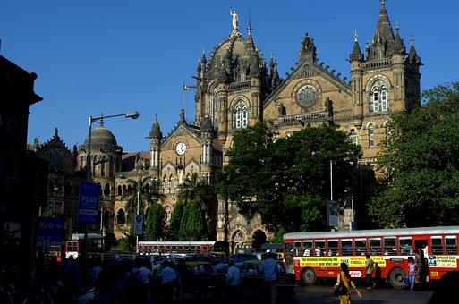 Victoria Station, Mumbai, Cst