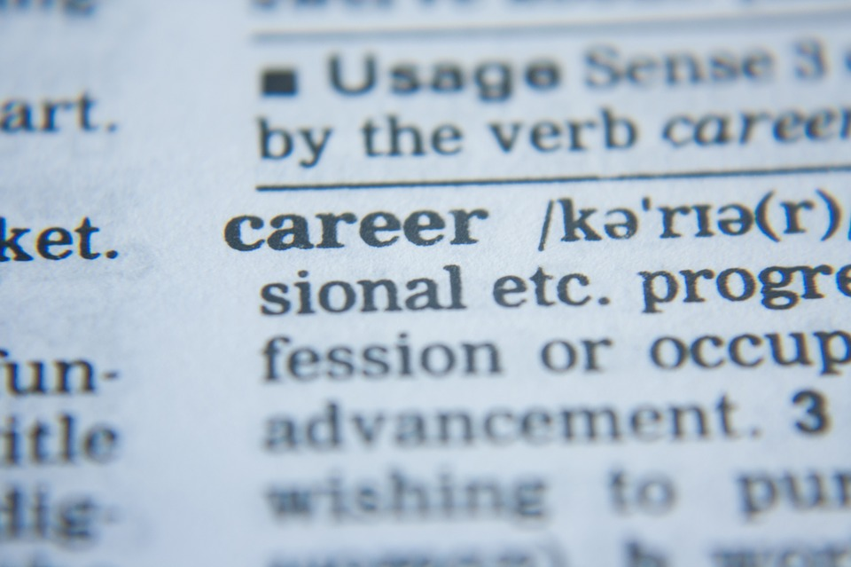 Career Word Dictionary Free Photo On Pixabay