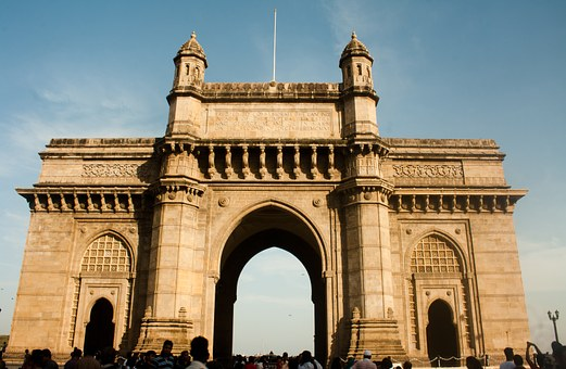 Gateway Of India, Mumbai, Gate