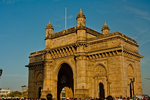 Gateway Of India, Mumbai, Gate