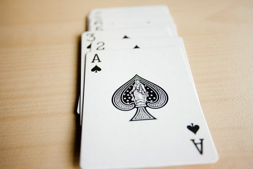 Spades, Cards, Card Deck, Casino, Poker