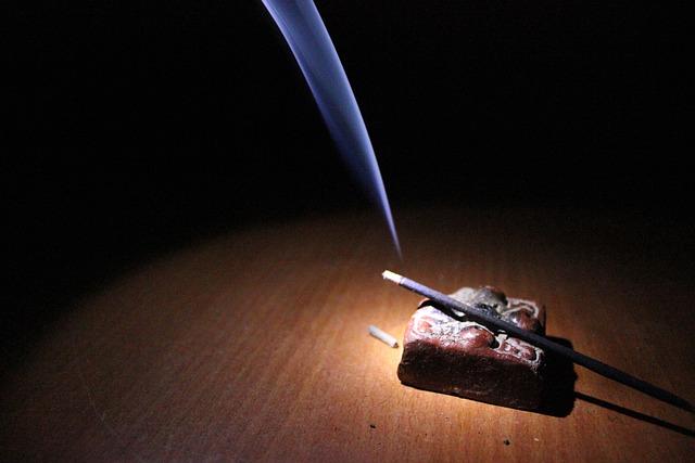 Incense Stick Smoke 183 Free Photo On Pixabay