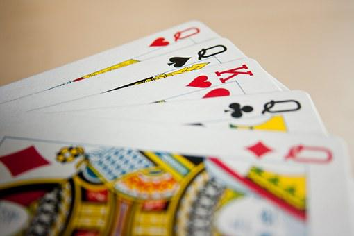 Card Deck, Kings, Queens, Cards, Casino