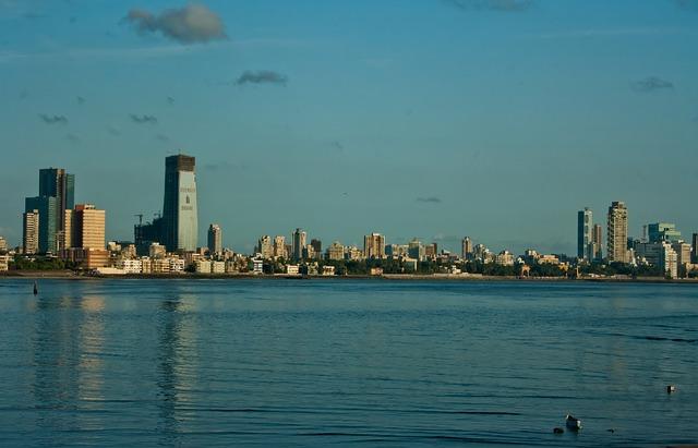 Mumbai Bombay Skyline 183 Free Photo On Pixabay