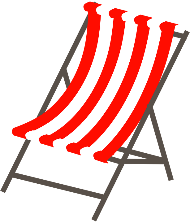 free vector graphic deck chair holidays holiday free image on pixabay 391141. Black Bedroom Furniture Sets. Home Design Ideas