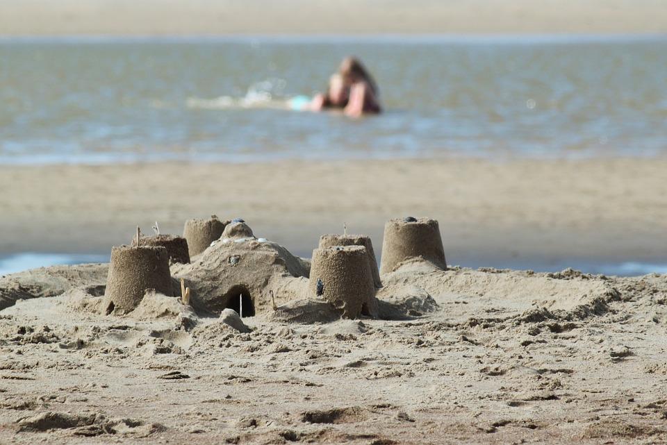 Sandburg Beach Sand · Free photo on Pixabay