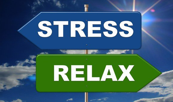 Stress, Relaxation, Relax, Voltage