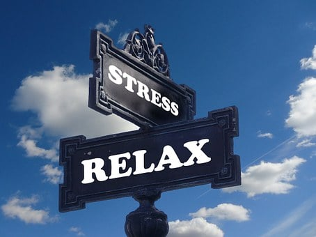 Stress Relaxation Relax Word Voltage Burno