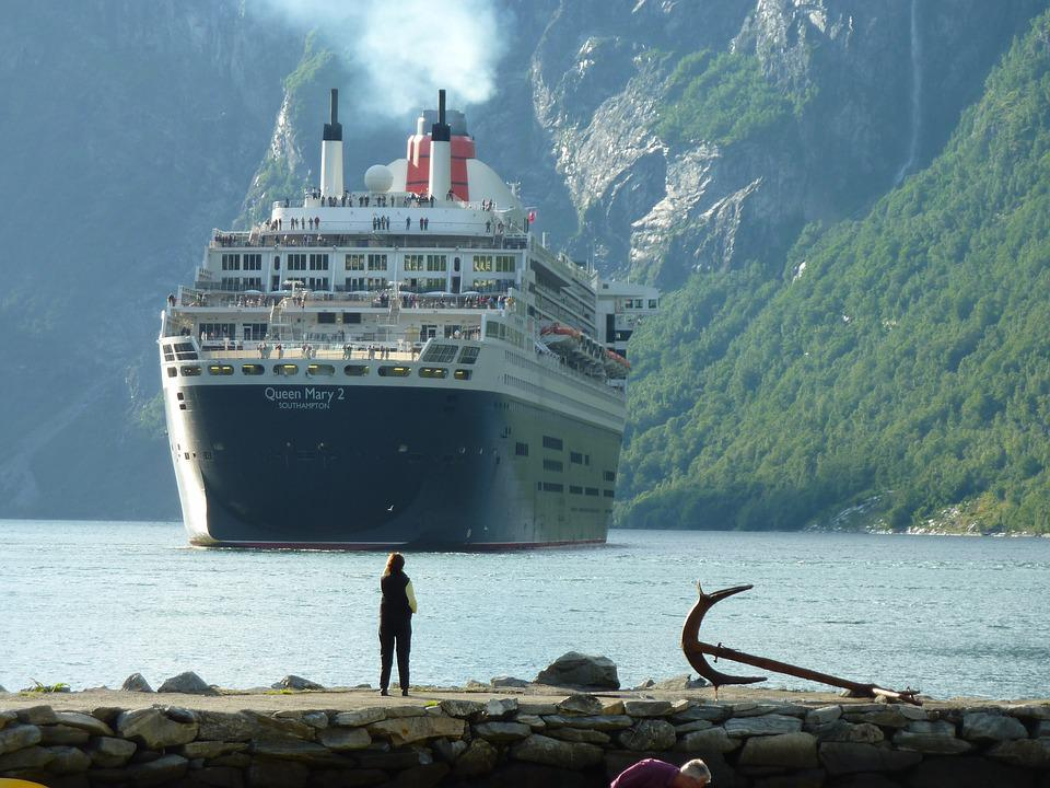 Free Photo Ship Passenger Ship Cruise Ship Free Image On - Cruise ship norway