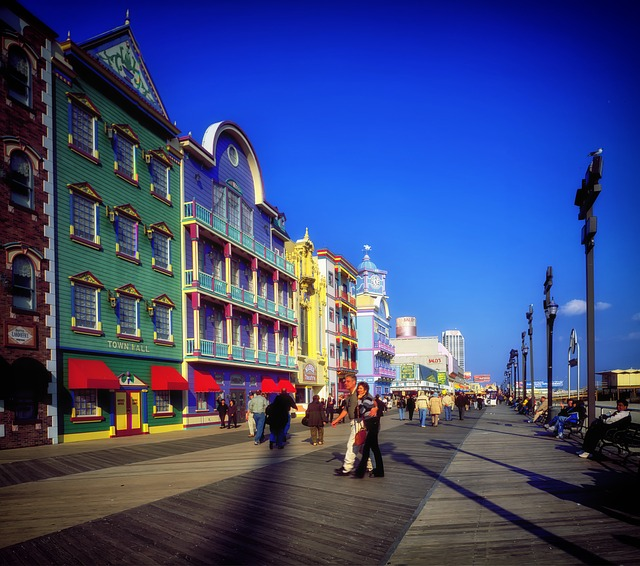 Free photo atlantic city new jersey free image on for Build on your lot new jersey