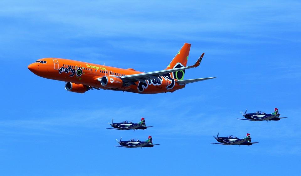 free photo plain airplane aviation free image on pixabay 392625