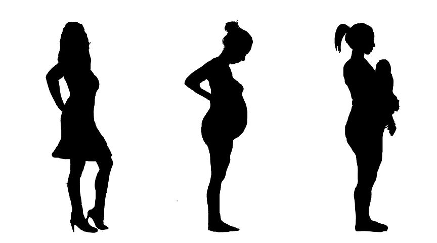 back pain during pregnancy, pregnancy back pain relief
