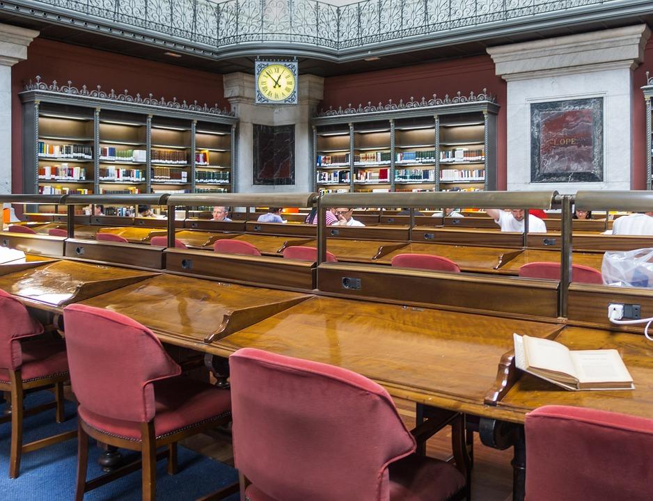 De Bibliotheek Kamer : Bibliotheek kamer lezing · gratis foto op pixabay