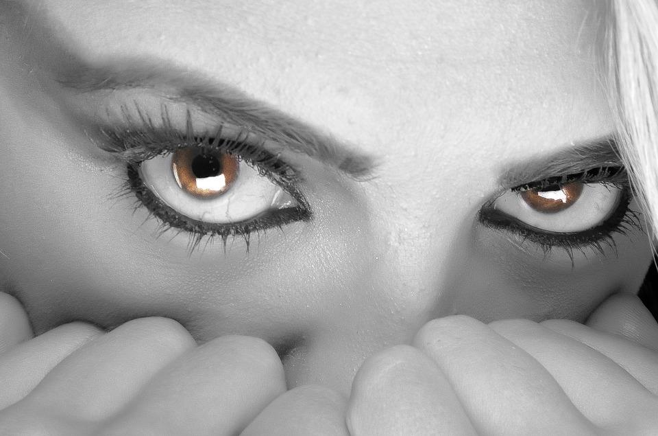 Afbeeldingsresultaat voor je ogen bij angst