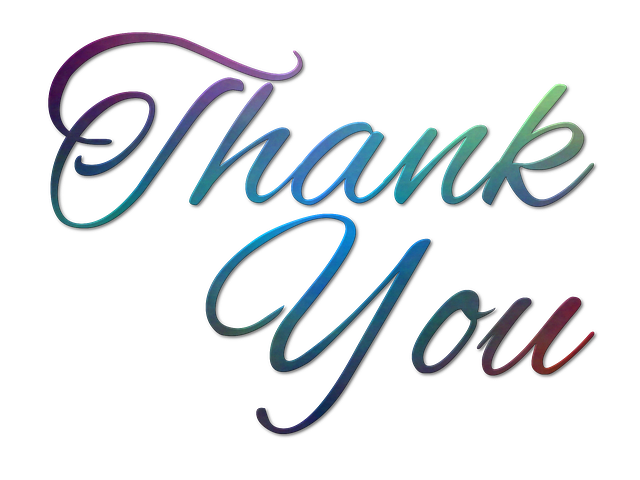 Thank You Text Message · Free Image On Pixabay