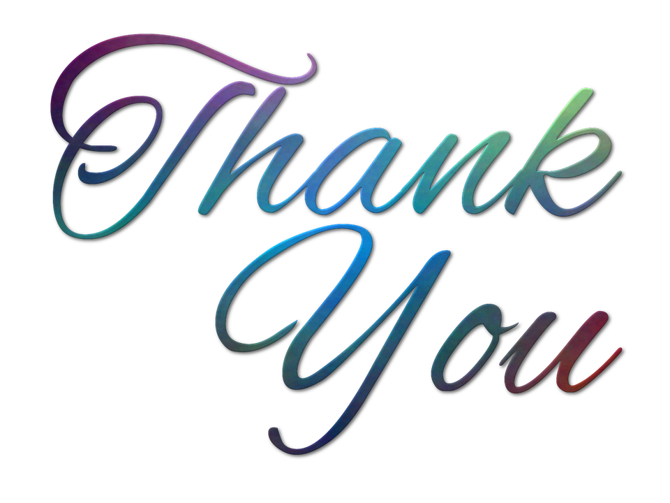 thank you text message free image on pixabay