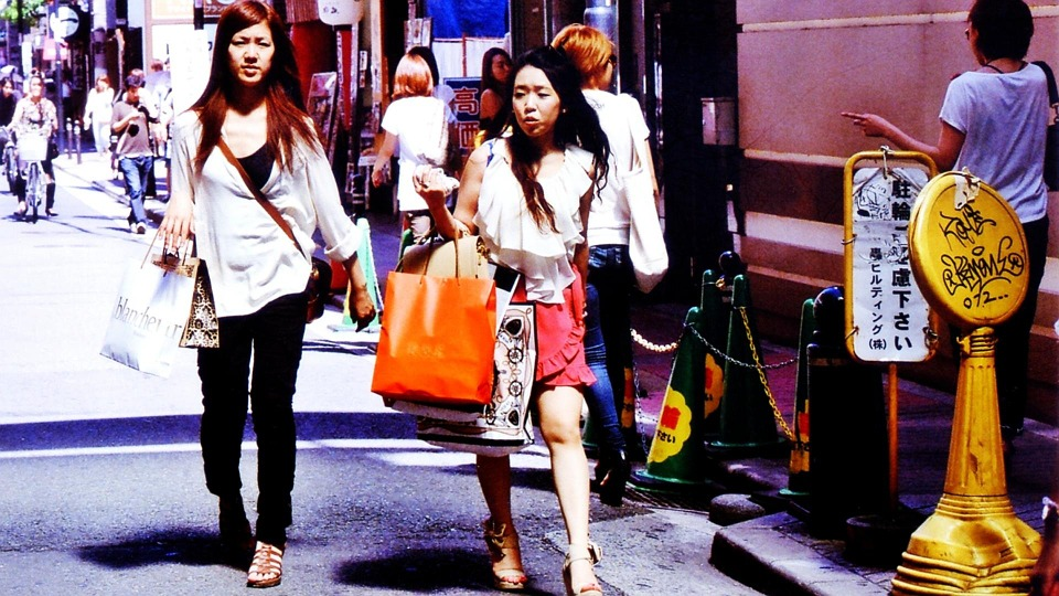 Osaka women