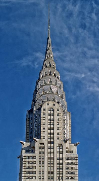 무료 사진: 크라이슬러 빌딩, 뉴욕 시티, 마천루, 크라이슬러 타워, 하늘 - Pixabay의 무료 ...