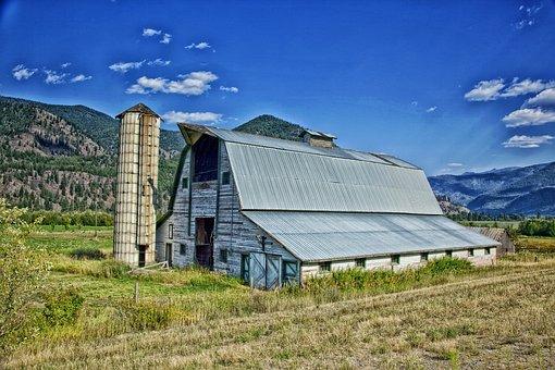 Montana, Landscape, Scenic, Mountains