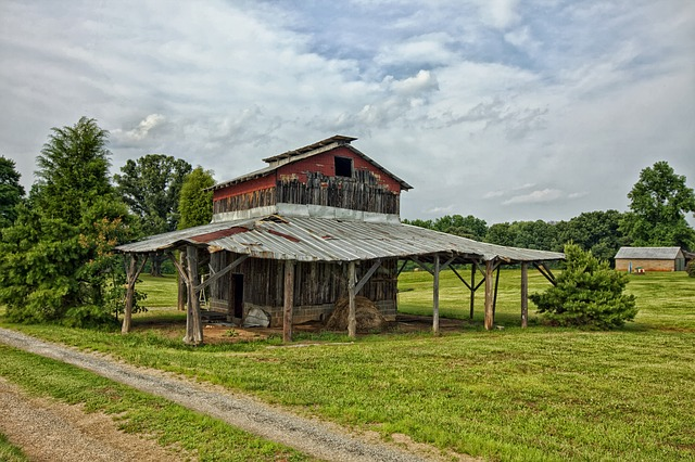 Free Photo North Carolina Barn Farm Rural Free Image