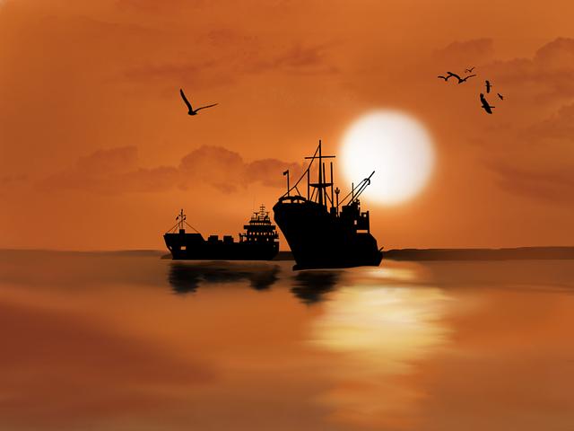 Digital Art Artwork Ship 183 Free Image On Pixabay