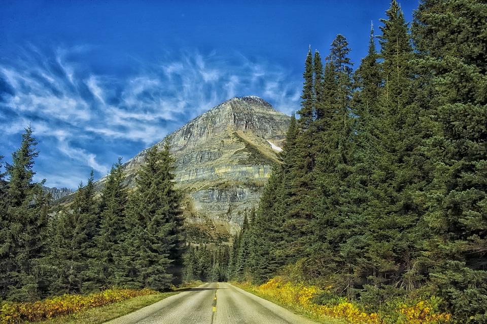 Free Photo Glacier National Park Montana Free Image On