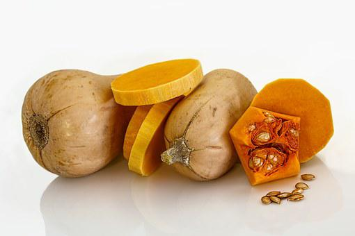 Butternut Squash, Fresh Vegetable, Soup