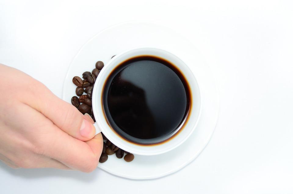 Una Taza De Café, Café, La Bebida, Cafeína, La Cerveza