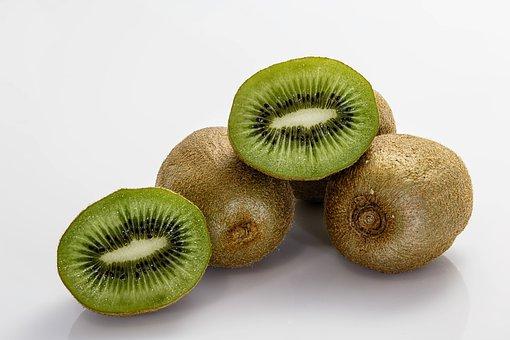 Kiwis, Frutas, Kiwi, Alimentos, Frescos