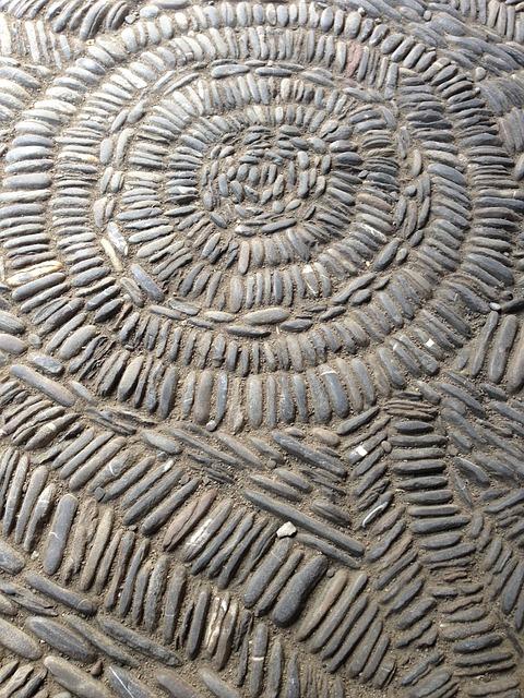 Foto gratis suelo piedra textura mosaico imagen - Suelo de piedra ...