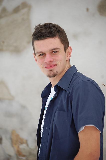free photo boy male model promotion free image on