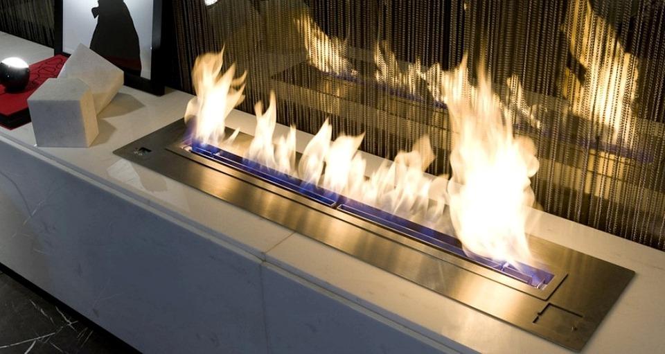 Ethanol Burner Bioethanol Burner Fireplace Warming