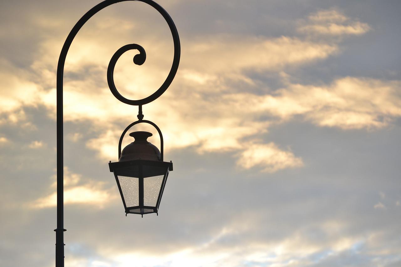 Городские фонари в картинках