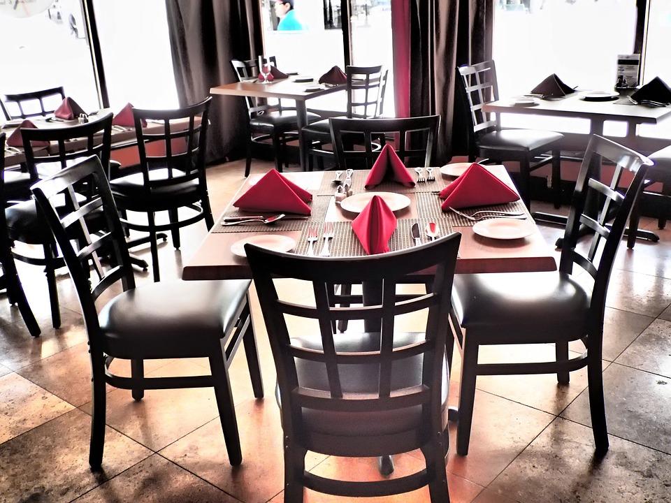 Restaurante Mesa Cena · Foto gratis en Pixabay