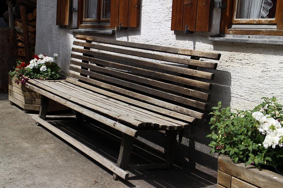 Sitzbank Holzbank Draußen · Kostenloses Foto auf Pixabay
