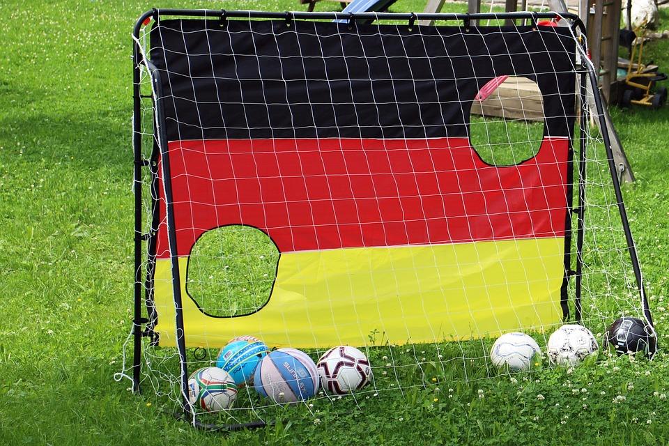 Fussballtor Netz Balle Kostenloses Foto Auf Pixabay