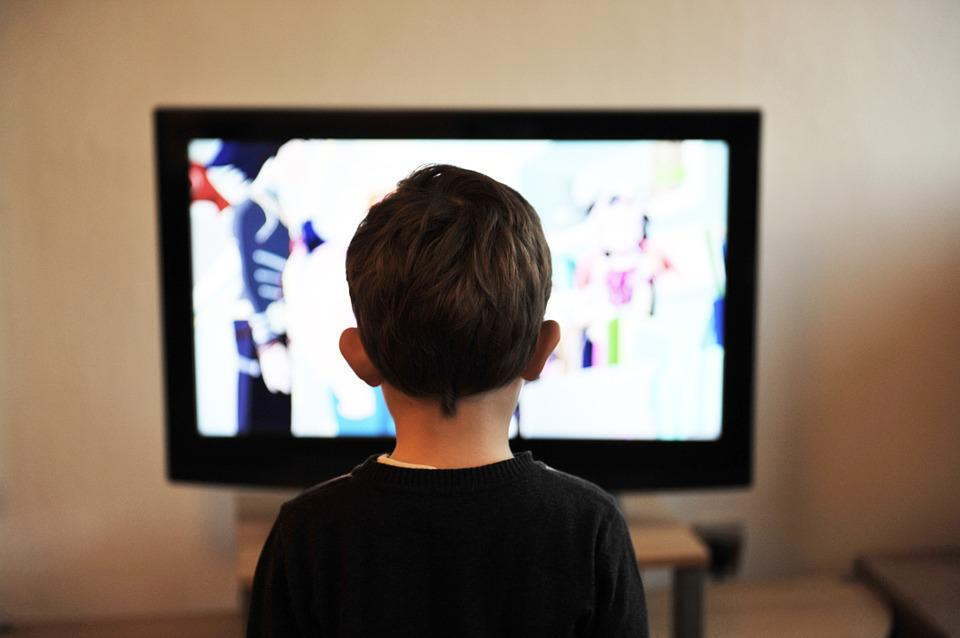 Children, Tv, Child, Television, Home, People, Boy