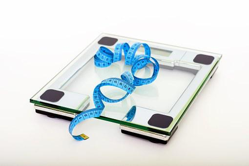 Scale Diet Fat Health Tape Weight Healthy