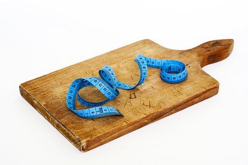 ダイエット, 食品, 損失, 健康, テープ, 食べること, ライフスタイル