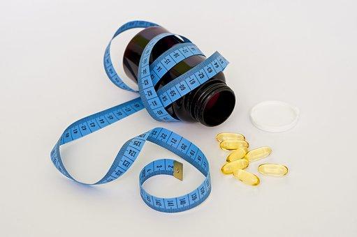 Tape, Pills, Medicine, Tablet, Diet, Fat - Weight loss pills