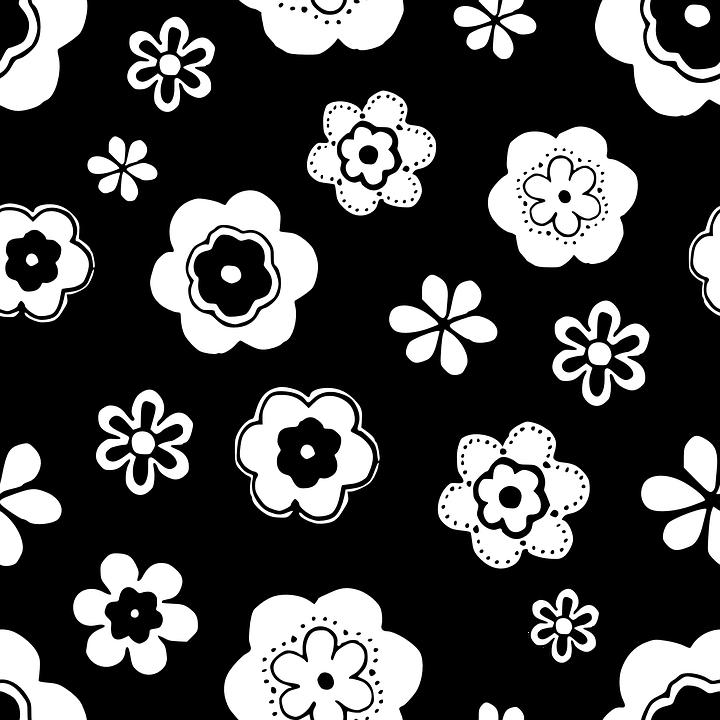 Blumen Blüten Muster · Kostenlose Vektorgrafik auf Pixabay