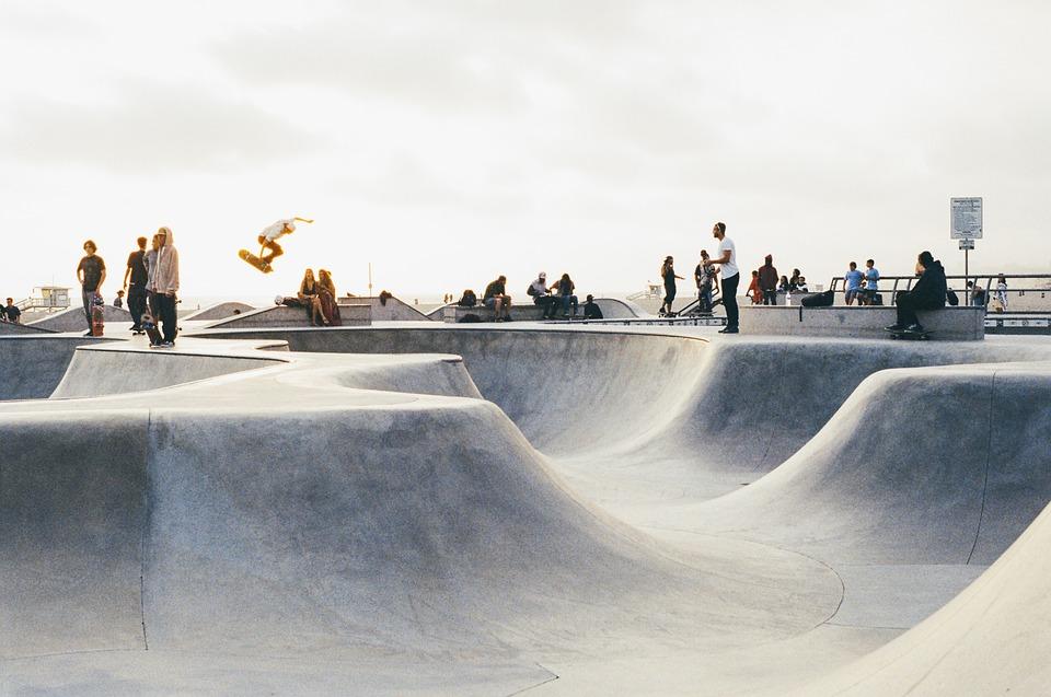 skatepark skateboarding skateboard free photo on pixabay