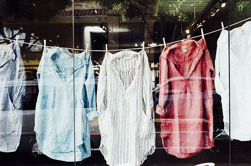Laundry, Clothes Line, Clothesline